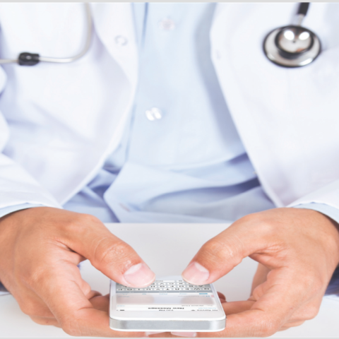 clinician texting order