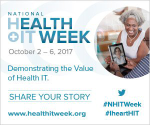 national health it week and patienttouch