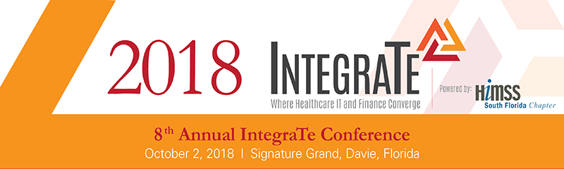 2018 IntegraTe South Florida HIMSS