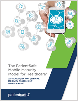 mobile maturity model for healthcare whitepaper