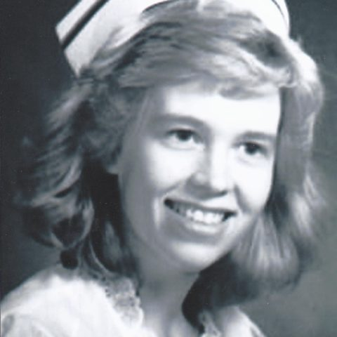 Kathleen Harmon's Finlandia University (Suomi) School of Nursing graduation photo